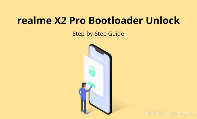 realme x2 pro bootloader sbloccato kernel codice sorgente