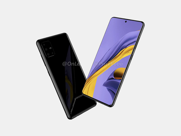 Samsung Galaxy A51 prende in prestito il display del Note 10