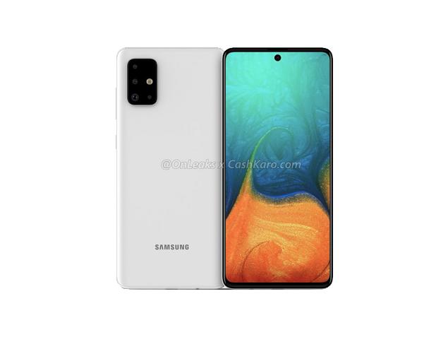 Samsung Galaxy A71 non ha più segreti grazie a questi render e video a 360°