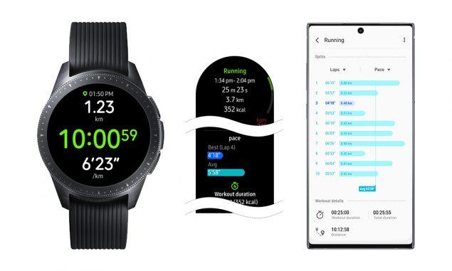 samsung galaxy watch active aggiornamento bixby watch face