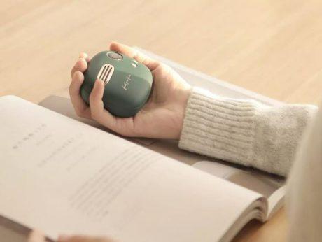 xiaomi powerbank hand warmer