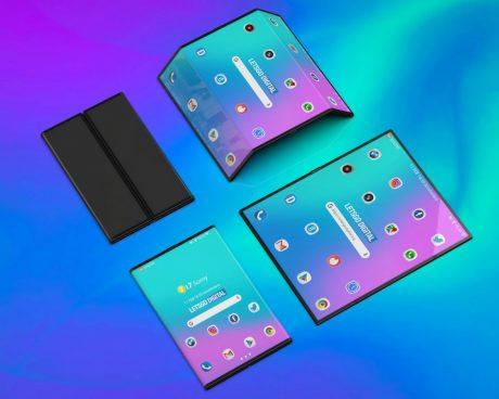 xiaomi smartphone pieghevole brevetto fabbrica 5g