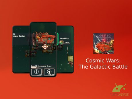 Cosmic Wars The Galactic Battle