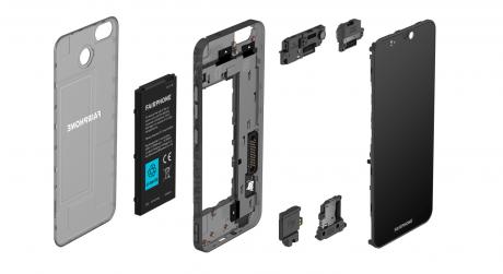 Fairphone 3 Vodafone 1