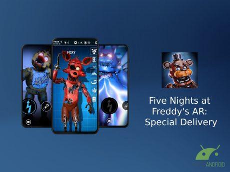 Five Nights at Freddys AR