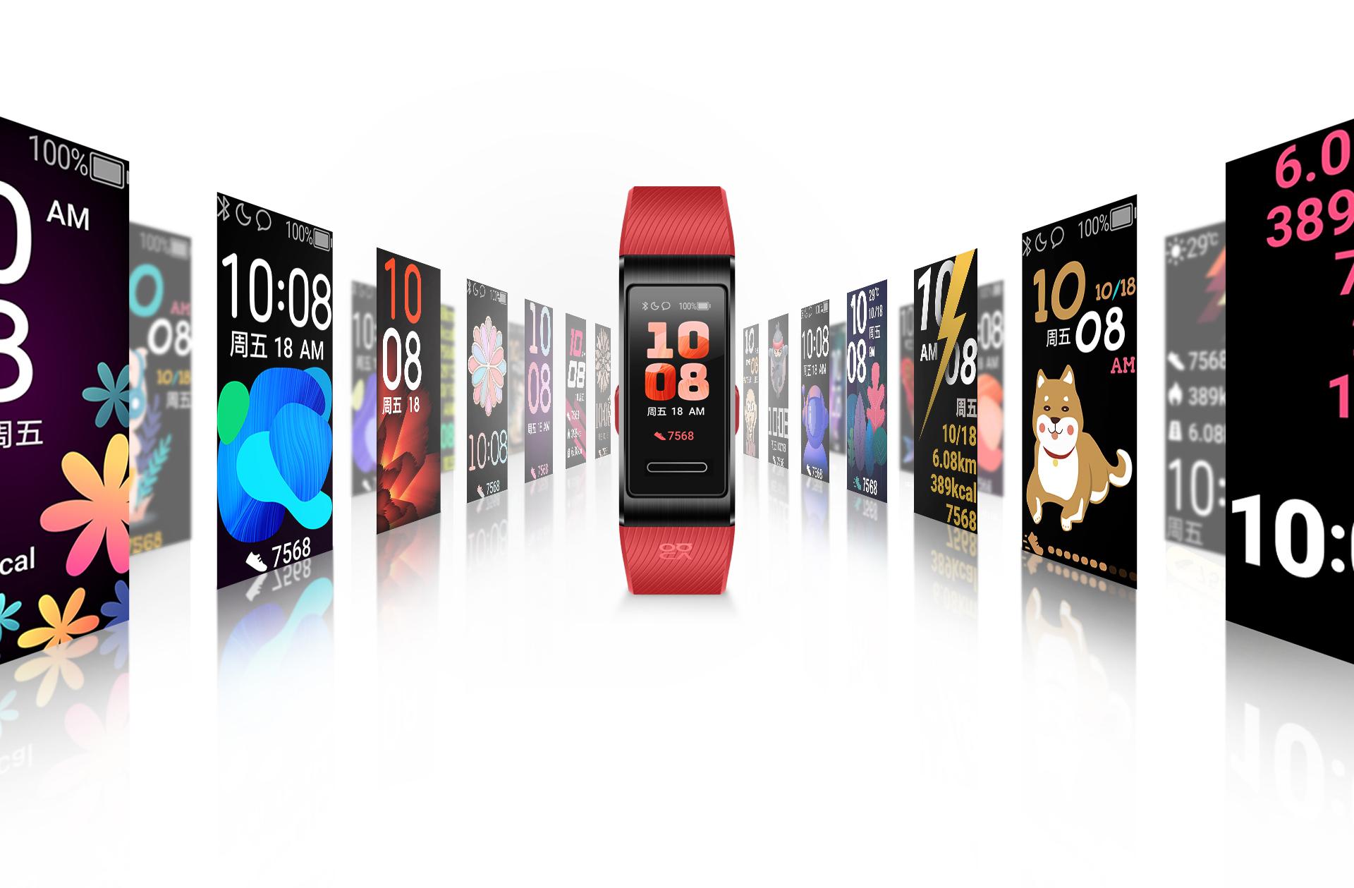 La serie Huawei Band 4 sbarca in Europa con prezzi che parto