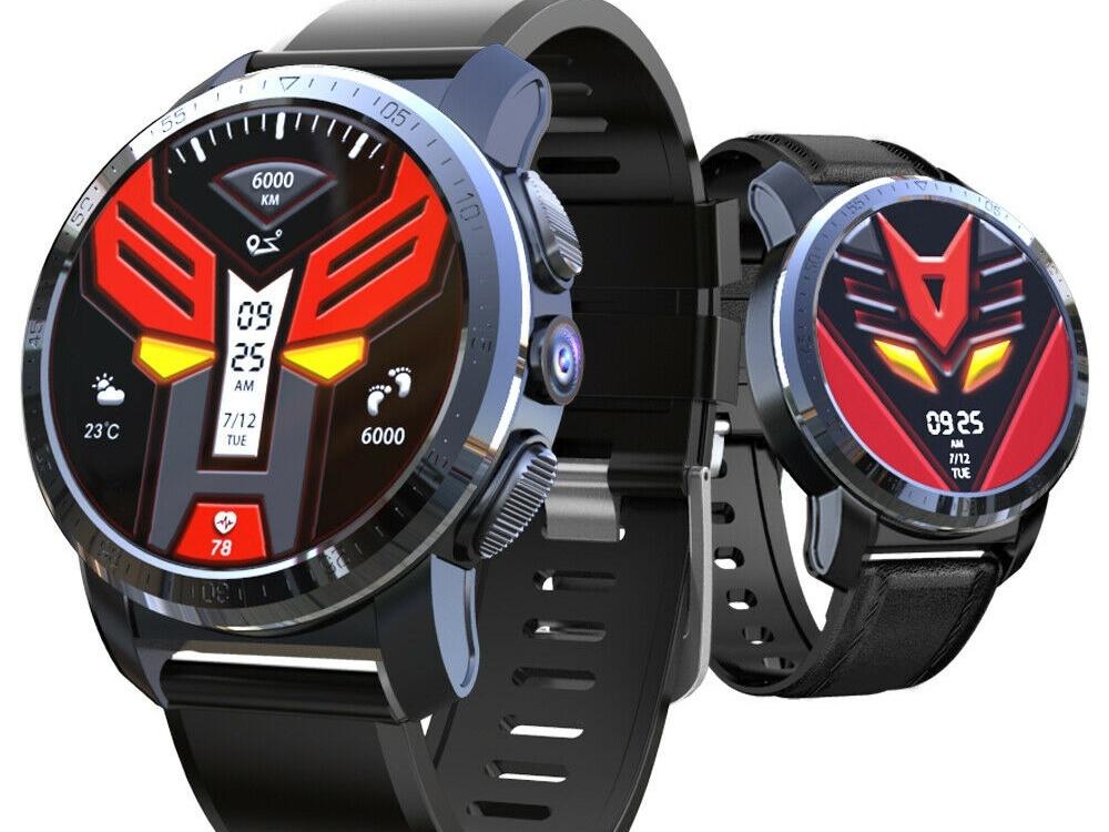 Smartwatch o smartphone? Con Kospet Optimus Pro non dovrete