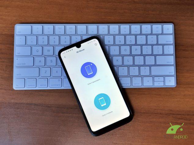 Come trasferire i dati da uno smartphone a uno Xiaomi