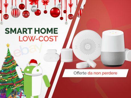 Offerte eBay Natale 2019 smart home 1