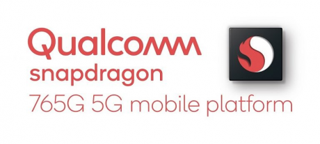 Qualcomm Snapdragon 765G 5G Mobile Platform Logo Horizontal 768x346