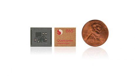 Qualcomm Snapdragon 865 5G Mobil