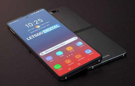 Samsung foldable new A