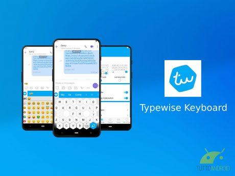 Typewise Keyboard