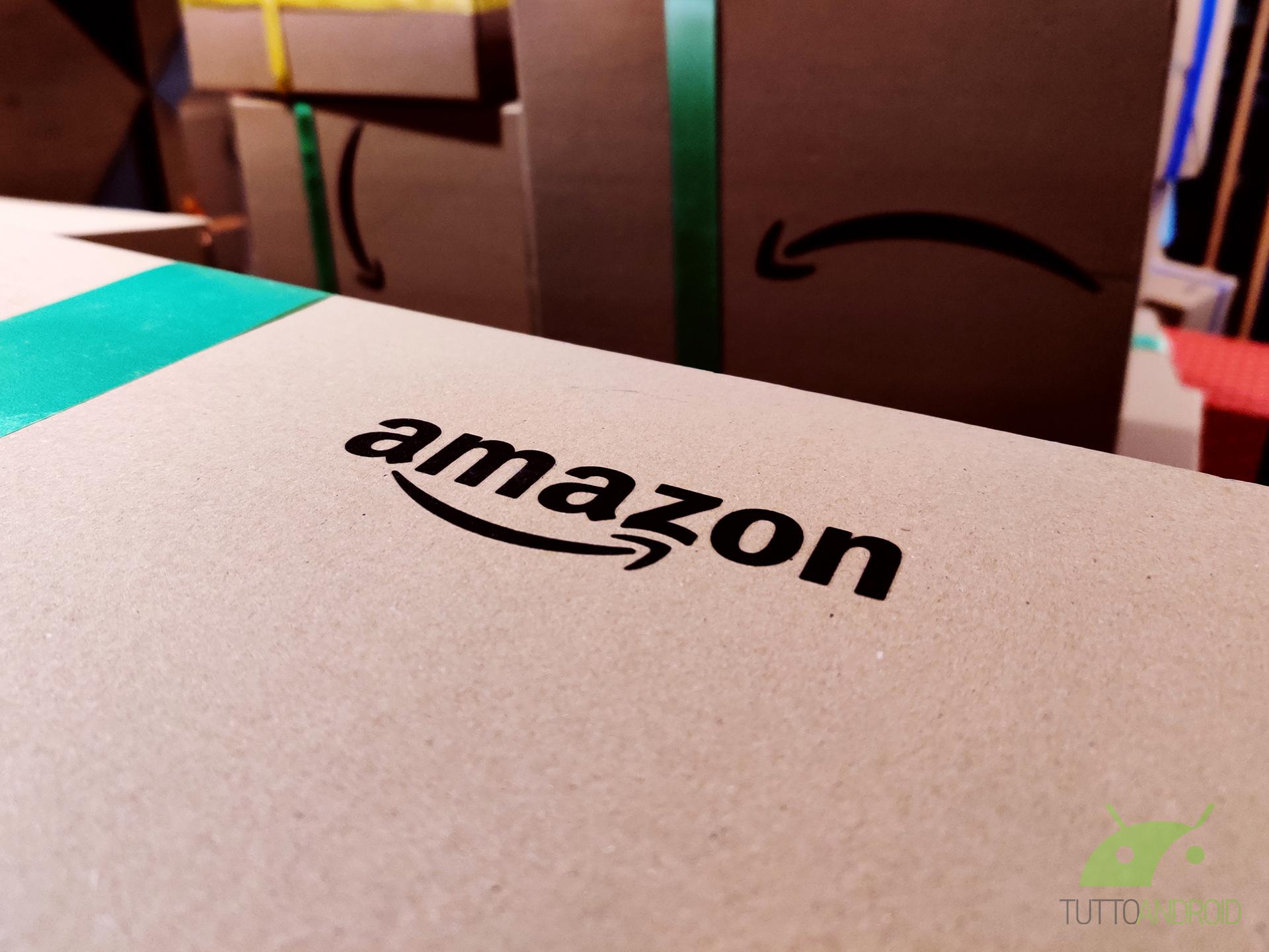 Amazon inizia a vendere a rate, senza interessi, in Italia: