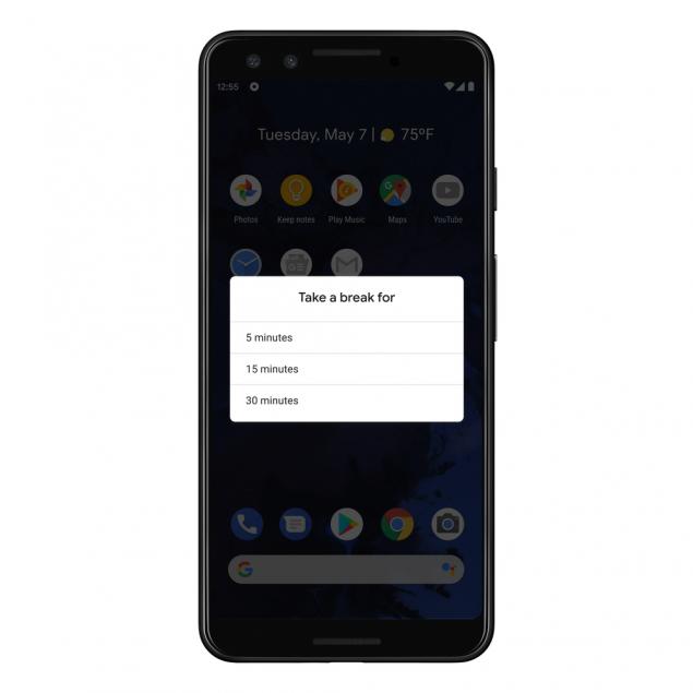 android modalità focus benessere digitale disponibile