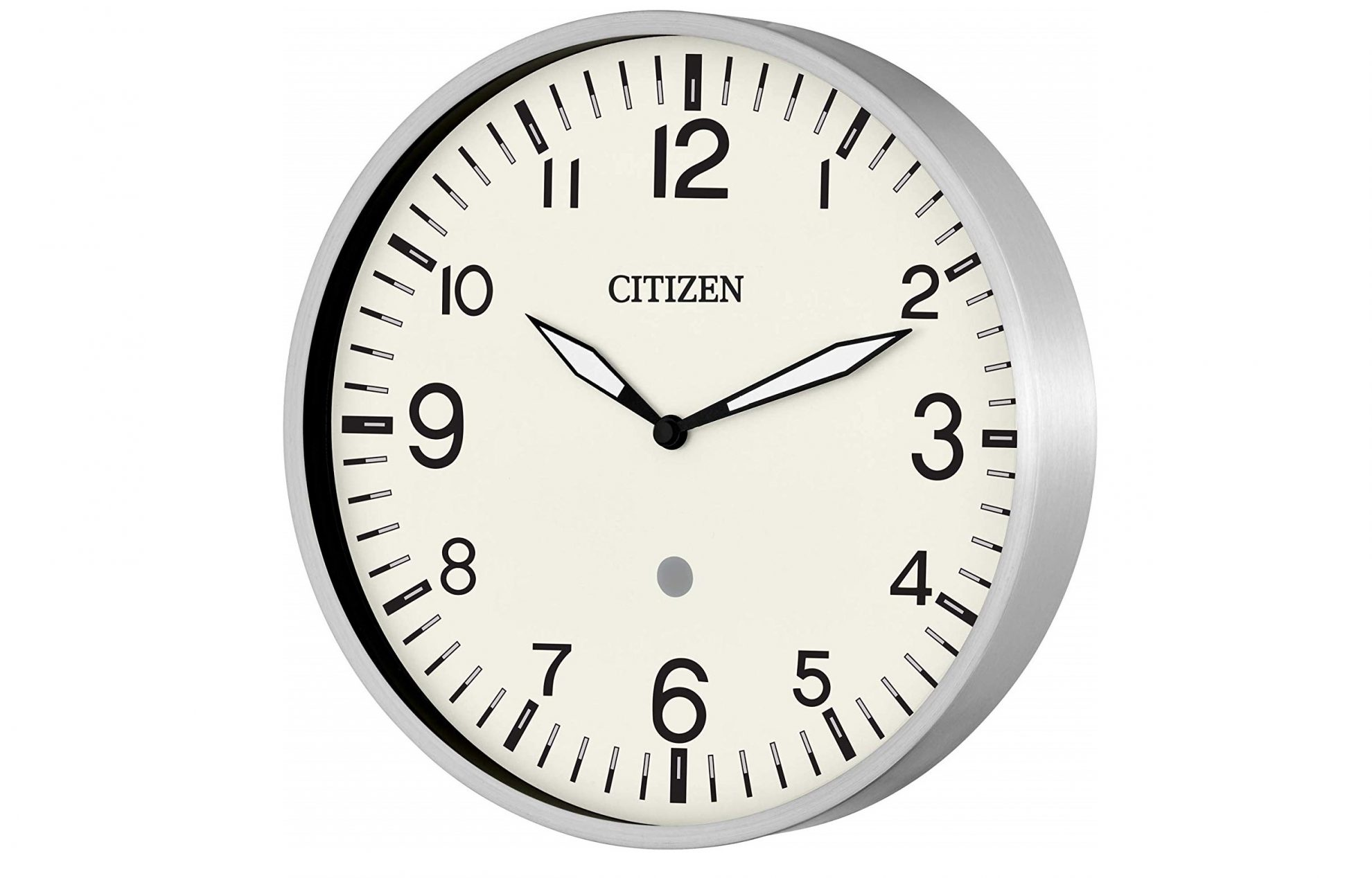 Citizen risponde ad Amazon Echo Wall Clock con un orologio d