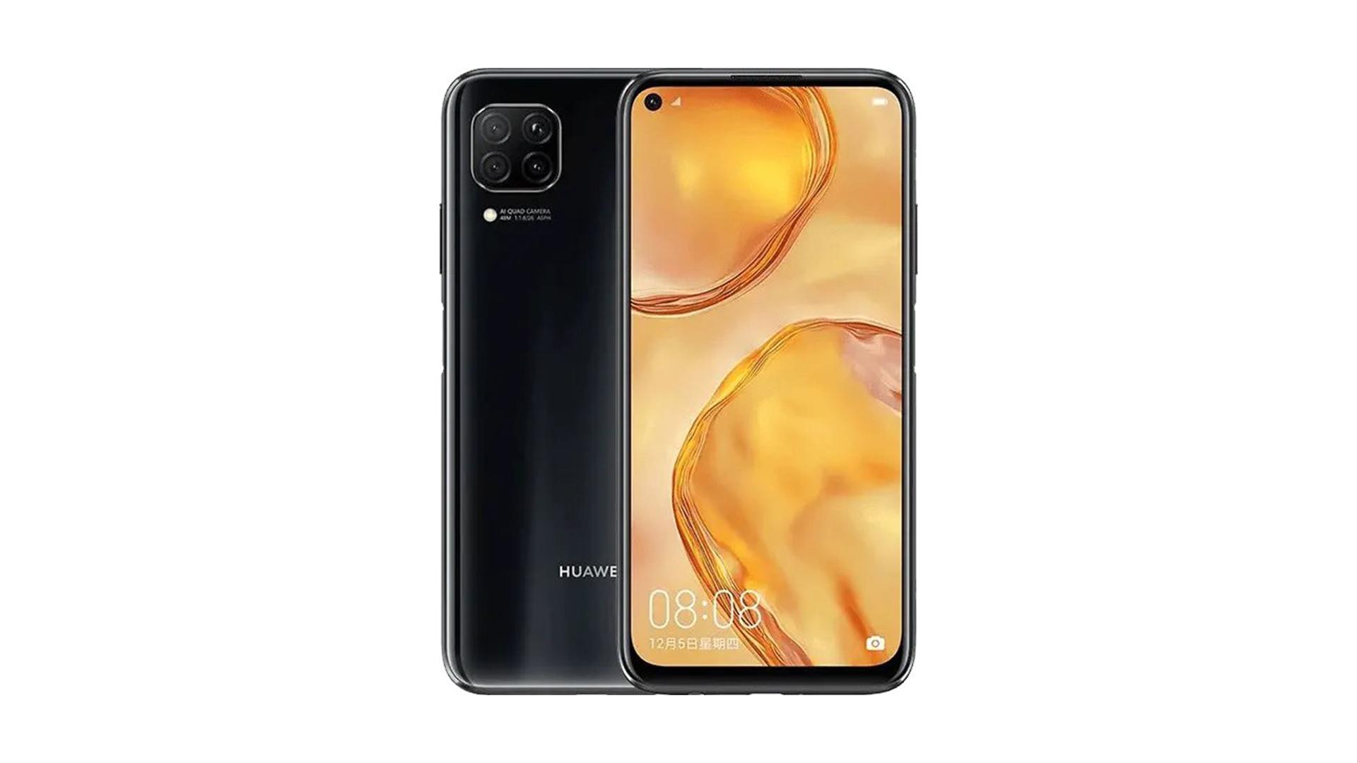 Huawei P40 Lite svelato da un dettagliato leak, con tanto di