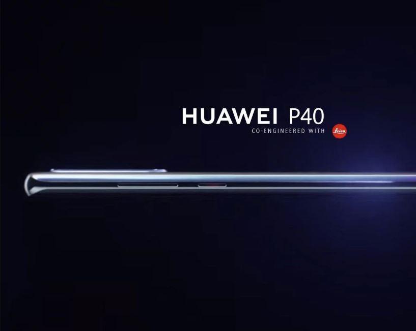 huawei p40 pro batteria scheda tecnica rumor