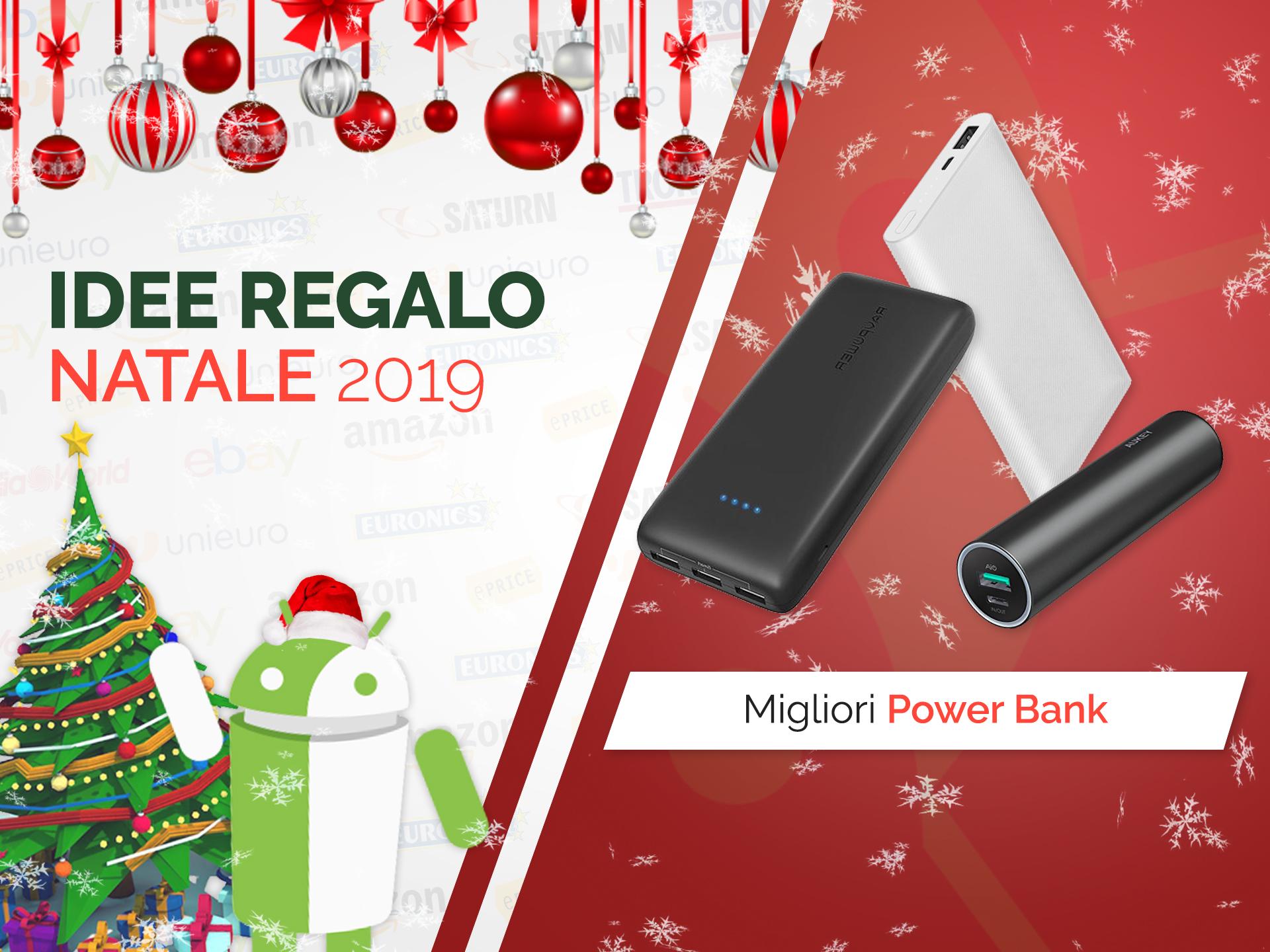 Quali power bank regalare a Natale? La nostra selezione dell