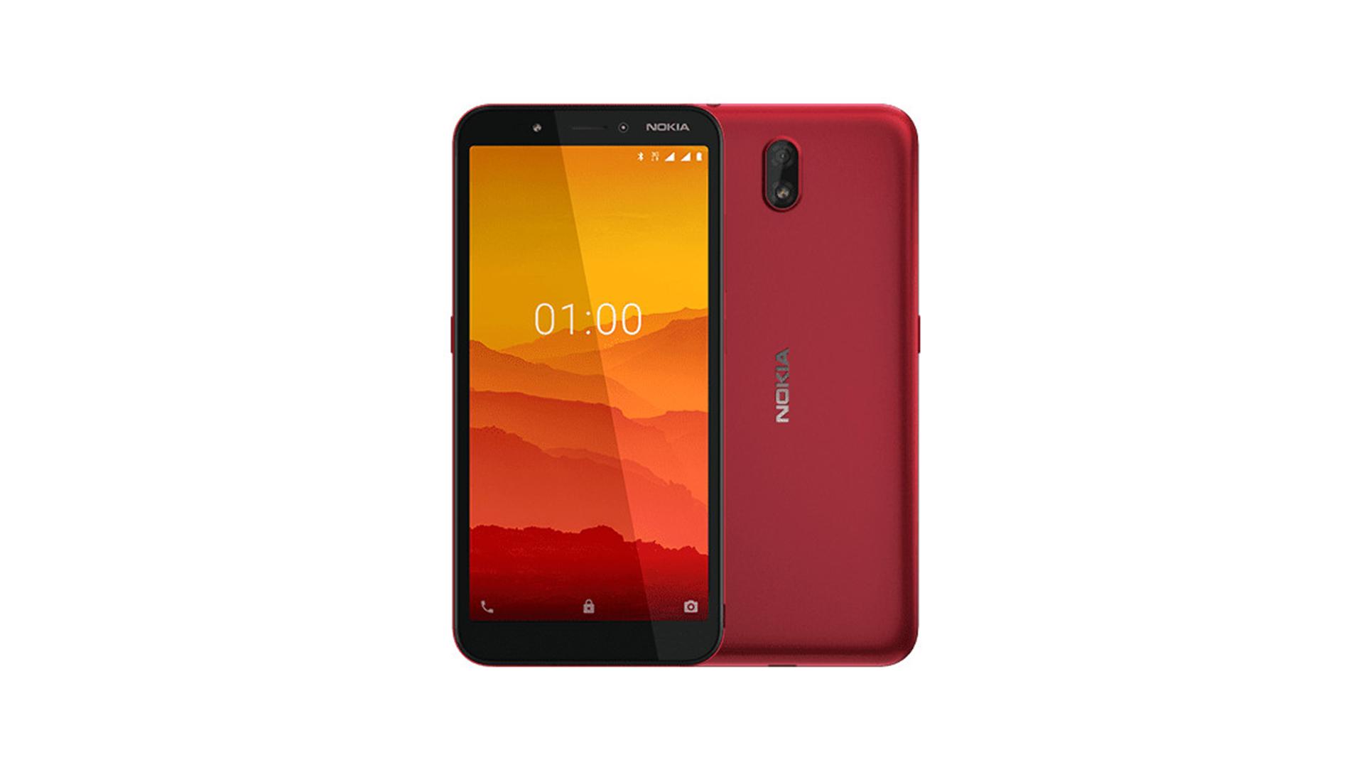 Nokia C1 è il nuovo smartphone Android al costo di appena 50