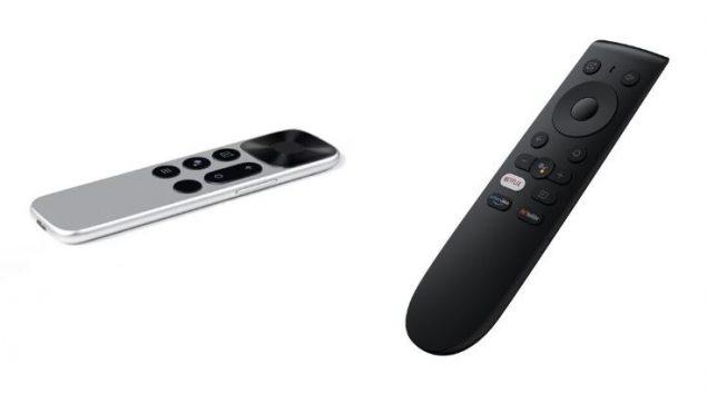 oneplus tv telecomando nuovo design