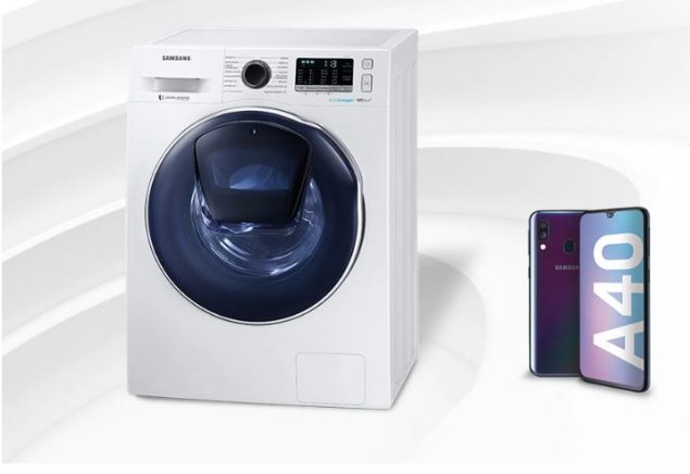 samsung addwash slim galaxy a40