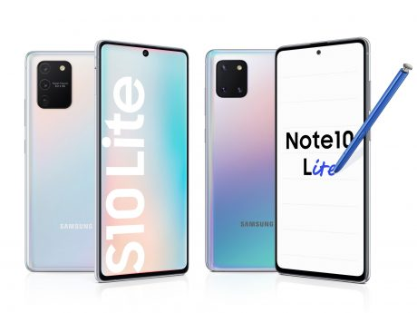 Samsung Galaxy Note 10 Lite Galaxy S10 Lite