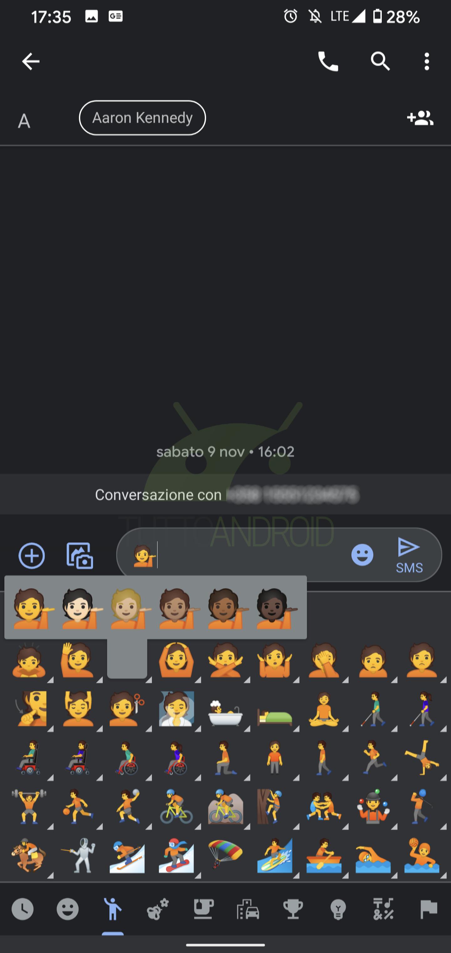 emoji Android 10