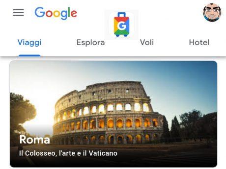 Google Viaggi PWA