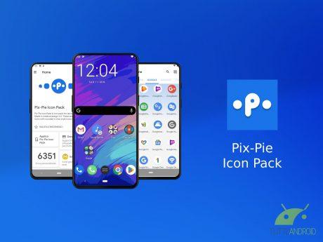 Pix Pie icon pack