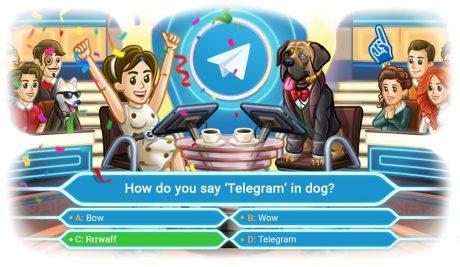 Sondaggi Telegram