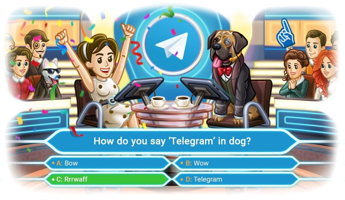 Telegram introduce i sondaggi 2.0 con risposte multiple e la modalità Quiz