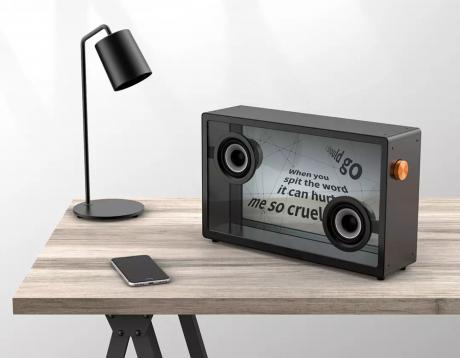 Xiaomi speaker trasparente 1
