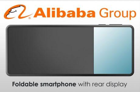 alibaba smartphone pieghevole