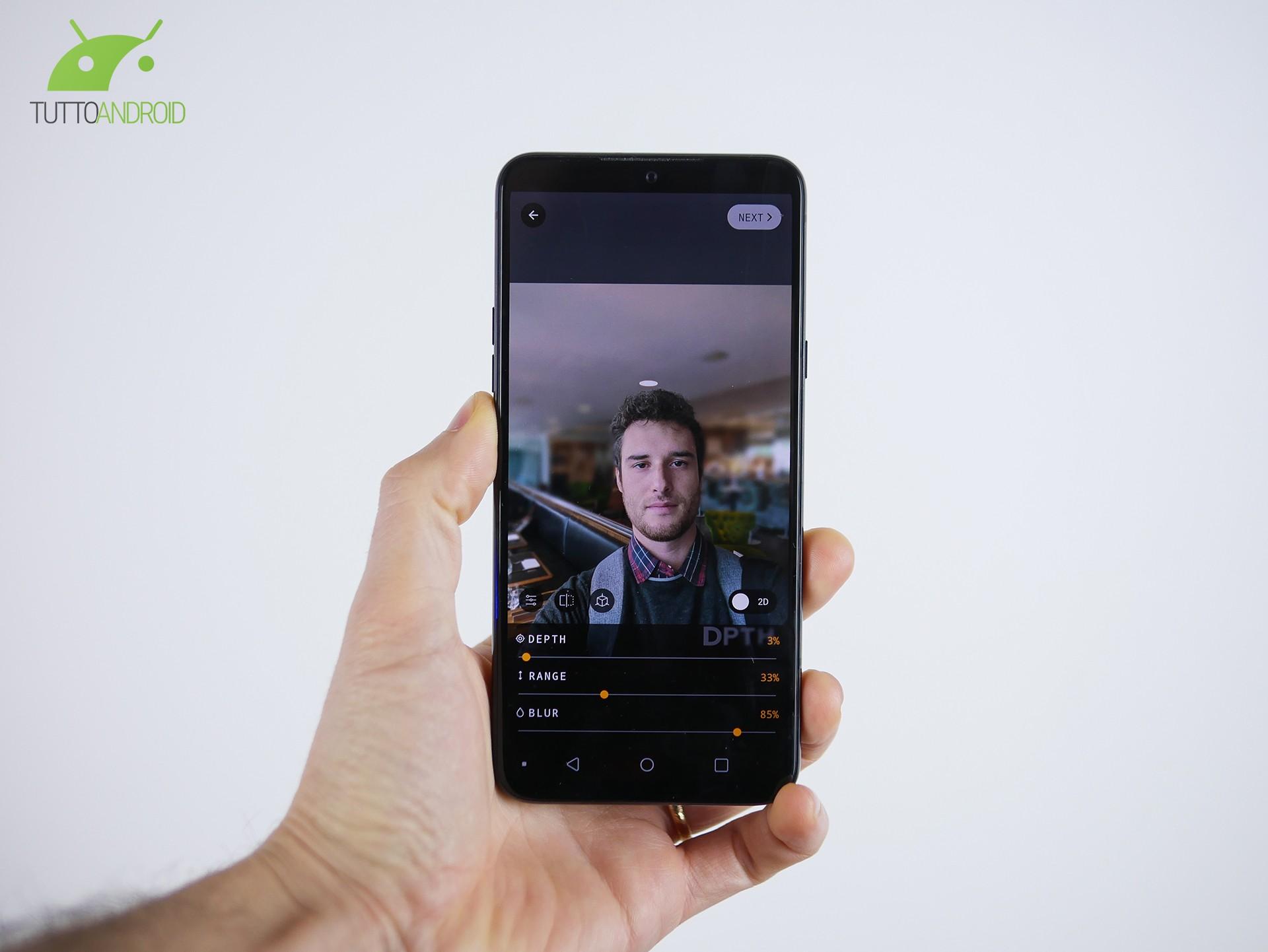 Ottenere l'effetto sfocato sullo sfondo dei ritratti e selfie è possibile ...