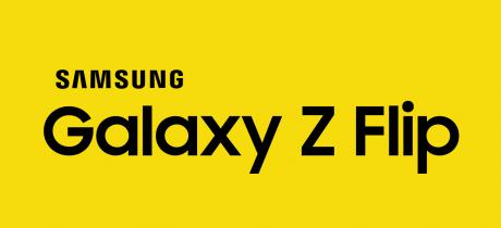 Samsung Galaxy Z Flip logo