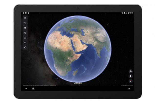 google earth stelle via lattea smartphone tablet aggiornamento