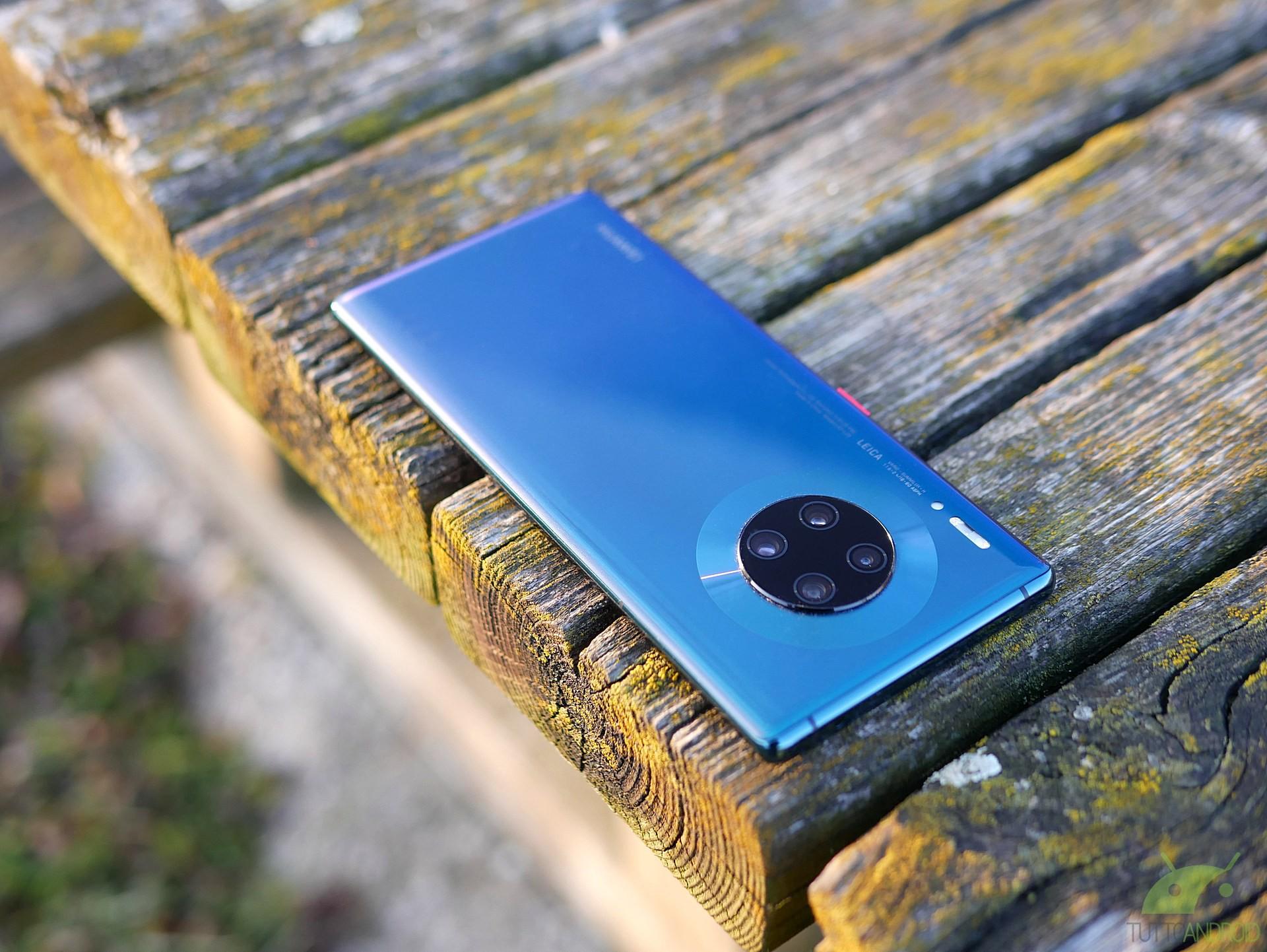 Quattro aggiornamenti in casa Huawei, ai …
