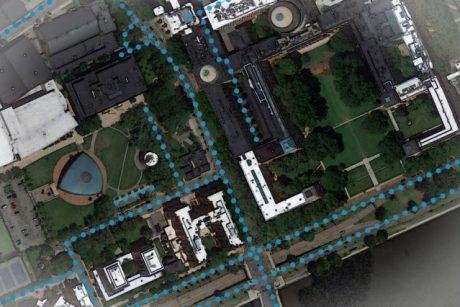 mit gps satelliti immagini intelligenza artificiale