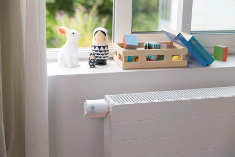 netatmo valvole termostatiche intelligenti rilevamento finestra aperta