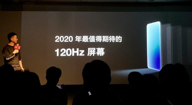oneplus 120 hz quad hd+ display