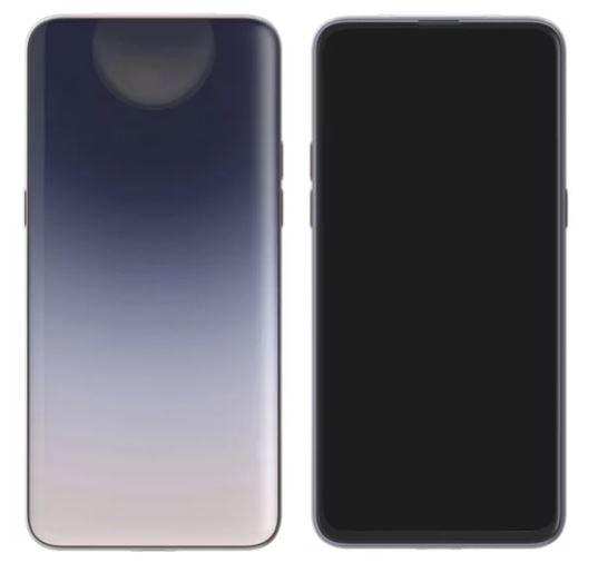 Questo nuovo brevetto di OPPO mostra uno smartphone con una