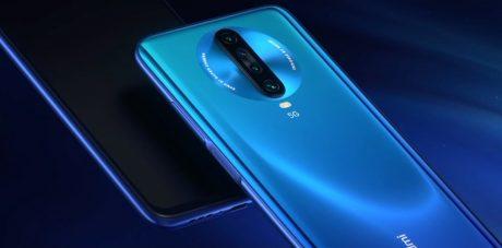 Redmi K30 5G blu