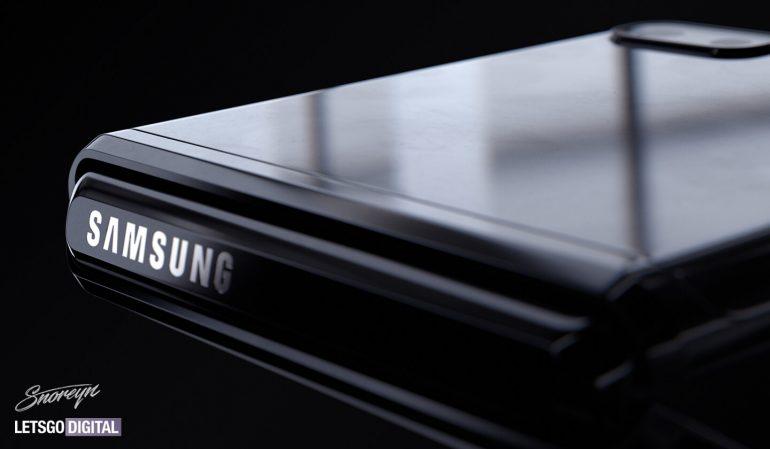 Ecco come potrebbero funzionare i display di Samsung Galaxy
