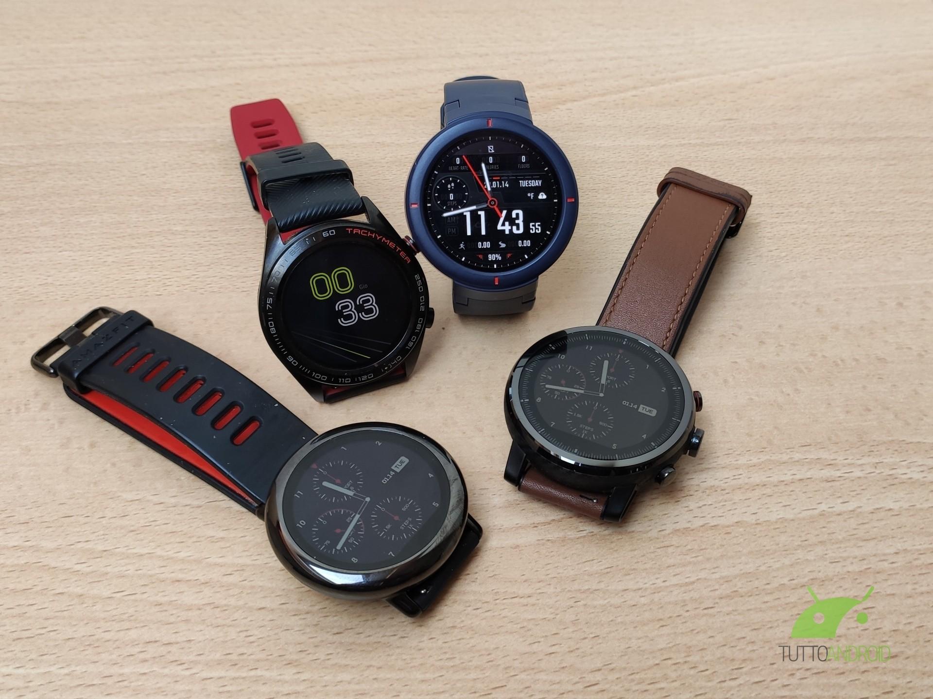 Smartwatch in offerta su eBay fino al 14 aprile 2020: ecco i