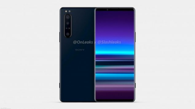 sony flagship fotocamera specifiche 2020
