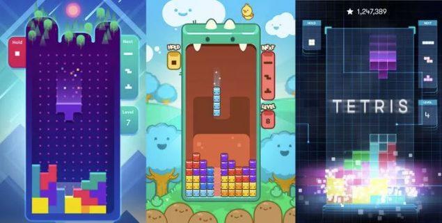 tetris n3twork disponibile play store