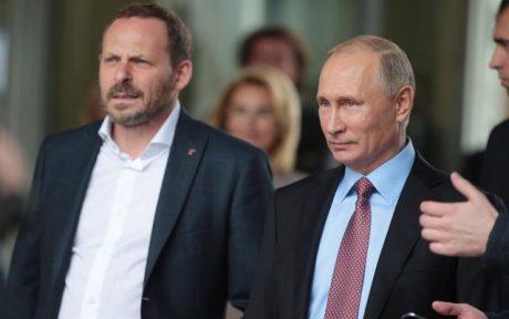 Putin CEO Yandex