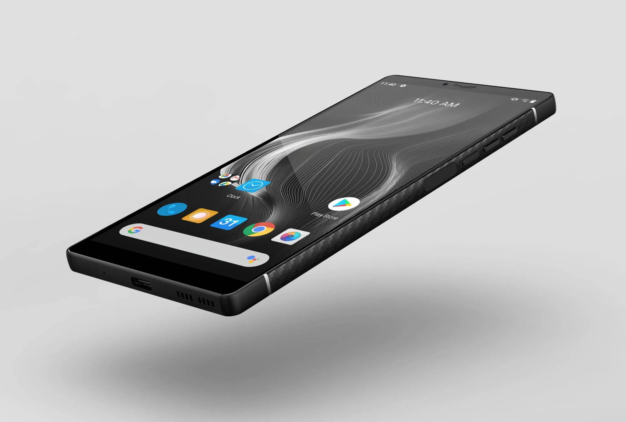 Carbon 1 MKII, lo smartphone in fibra di carbonio, è disponibile in pre ordine