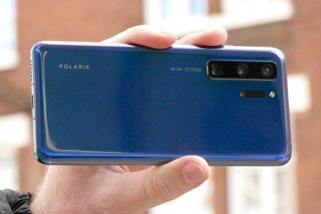 Huawei P40 prototipo 1